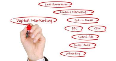 En la infografía aparecen todas las acciones que se pueden llevar a cabo en una estrategia de marketing digital, y que son perfectamente aplicables a la que puede seguir un despacho de abogados. Desde la generación de contenidos hasta la implantación de un CRM pasando por el Social Media: todo contribuirá para atraer potenciales clientes a la web.