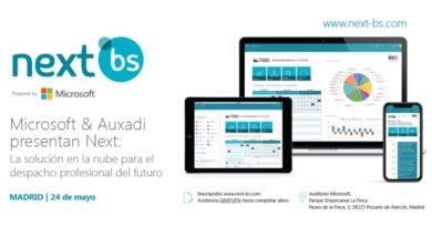 Next, la solución en la nube de Microsoft para el despacho profesional del futuro