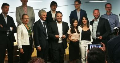 Lucius gana el Globaltech Venture Day