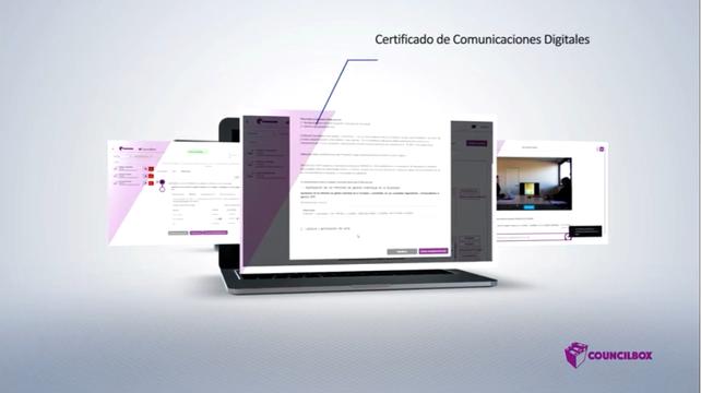 Councilbox_Certificado de comunicaciones digitales