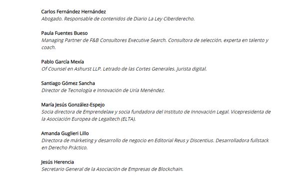 LegalTech y Transformación Digital_Dirección y Profesorado_2