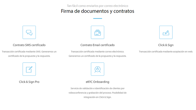 Lleida.net_Productos de Firma de documentos y contratos