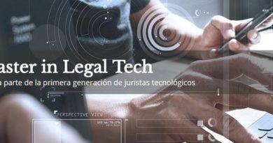 El Master in  LegalTech de CEU IAM Business School inicia su andadura