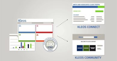 Priori Advocats analiza Kleos Connect, portal para compartir archivos