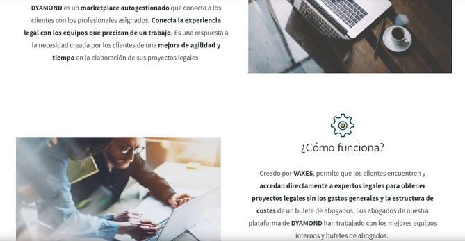 Ventajas de la herramienta Dyamond para la gestión de proyectos