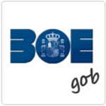 Logotipo de Legislación BOE en la Guía Legaltech