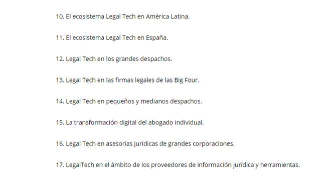 LegalTech y Transformación Digital_Plan de Estudios_Temas 10 a 17