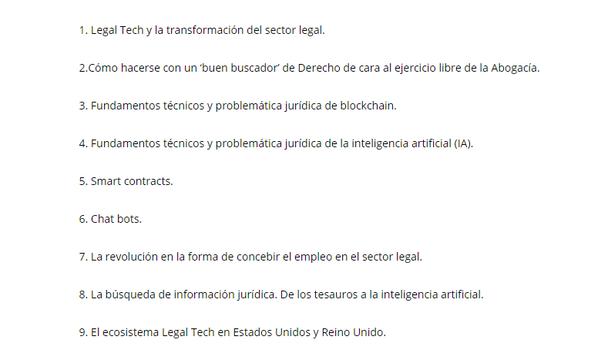 LegalTech y Transformación Digital_Plan de Estudios_Temas1 a 9