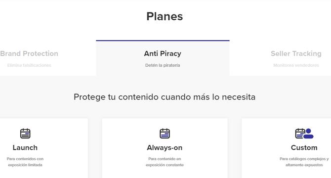 Plan Anti Piracy