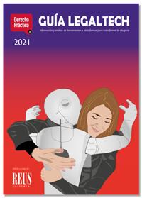 Cubierta de la Guía Legaltech 2021
