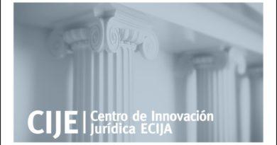 Centro de Innovación Jurídica ECIJA, una iniciativa de la Universidad Camilo José Cela en alianza con la firma legal ECIJA