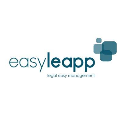 Logotipo de EasyLeapp MBA en la Guía Legaltech
