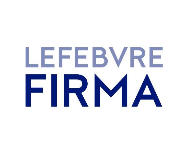 Logotipo de Lefebvre Firma en la Guía Legaltech