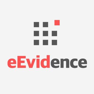 Logotipo de eEvidence en la Guía Legaltech