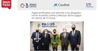 Enrique Zarza y Pagoscertificados.com: «Lo hemos hecho pensando en las necesidades reales de la abogacía y sus clientes»