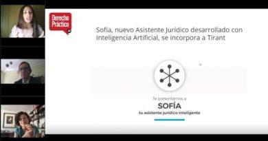 Ana Vives, directora contenidos de Tirant, nos habla de Sofía, asistente jurídico desarrollado con IA
