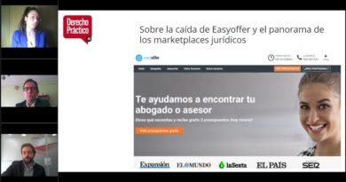 """""""El marketplace responde a las expectativas de despachos que apuestan por precio y no por valor"""""""