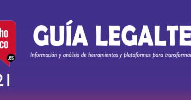 ¡Presentamos la Guía Legaltech 2021 en el Colegio de Abogados de Málaga!